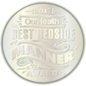 Our Health Best Bedside Manner Award